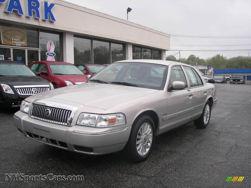 2009 Mercury Grand Marquis Ls Ultimate Edition In