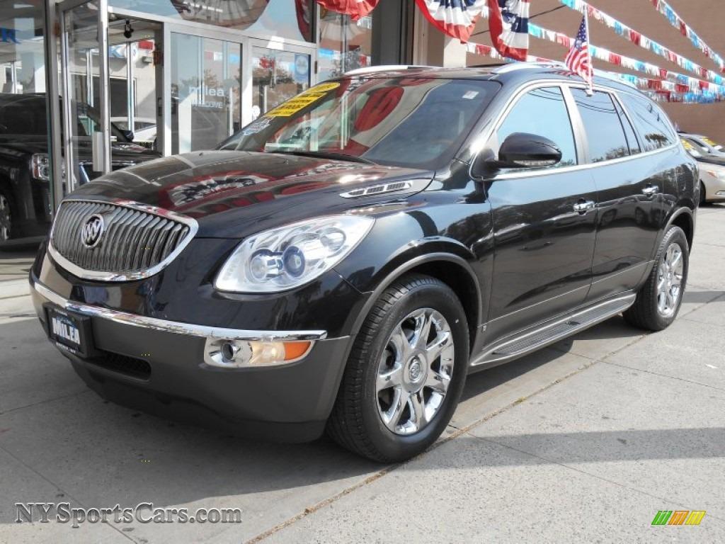 2009 Buick Enclave CXL AWD in Carbon Black Metallic ...