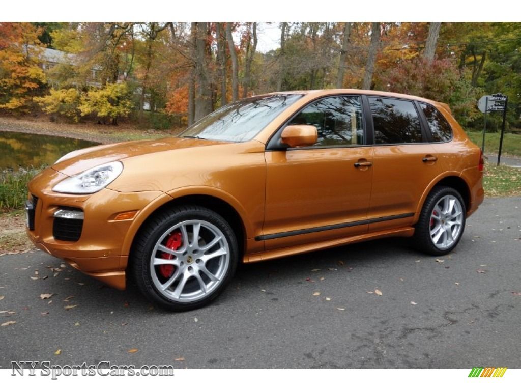 2010 porsche cayenne gts in nordic gold metallic a61500 cars for sale in. Black Bedroom Furniture Sets. Home Design Ideas