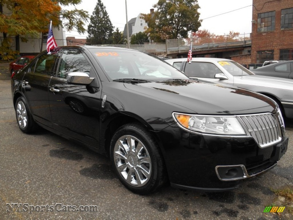 2012 lincoln mkz awd in black 816741 cars for sale in new york. Black Bedroom Furniture Sets. Home Design Ideas