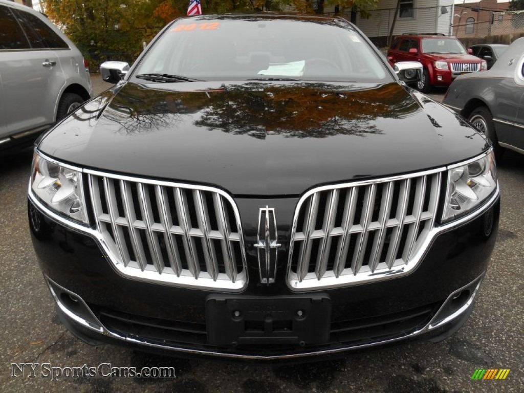 2012 lincoln mkz awd in black photo 2 816741 cars for sale in new york. Black Bedroom Furniture Sets. Home Design Ideas