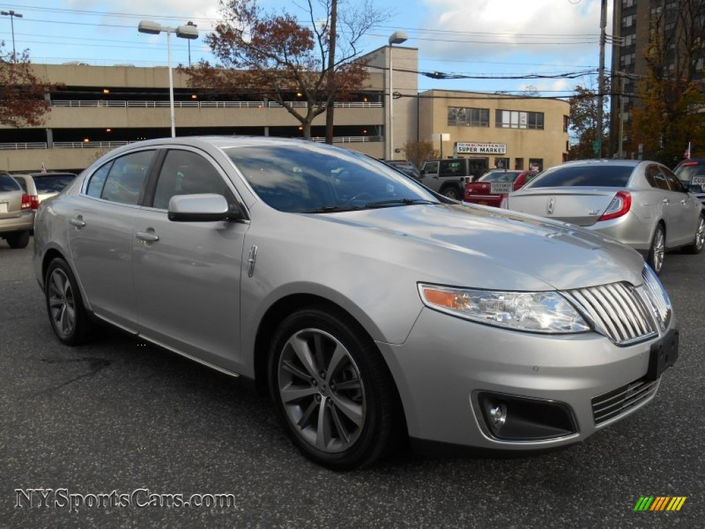 2009 lincoln mks awd sedan in brilliant silver metallic. Black Bedroom Furniture Sets. Home Design Ideas