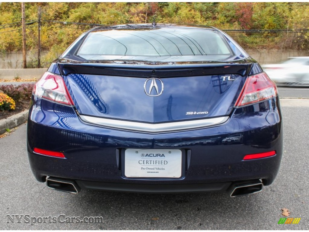 2013 acura tl sh awd technology in fathom blue pearl photo 5 000213 cars. Black Bedroom Furniture Sets. Home Design Ideas