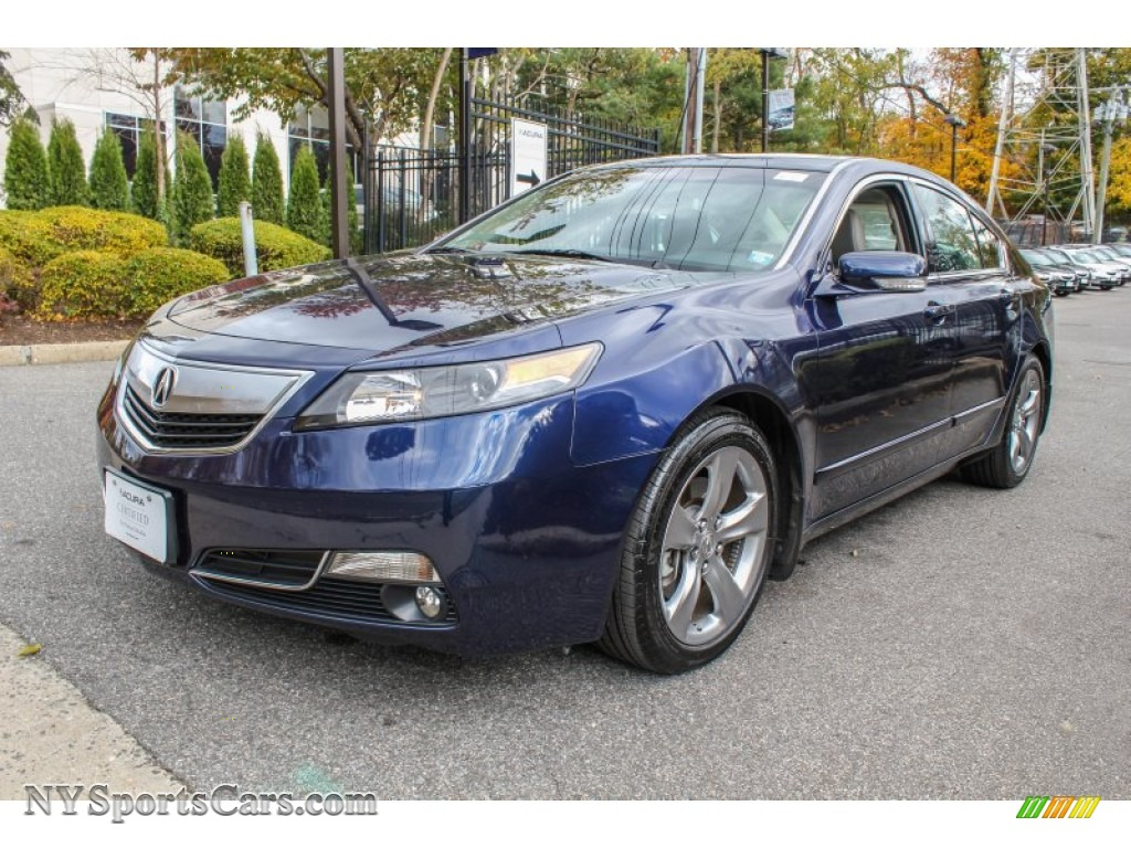 2013 acura tl sh awd technology in fathom blue pearl photo 7 000213 cars. Black Bedroom Furniture Sets. Home Design Ideas