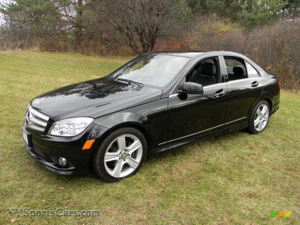 2010 mercedes benz c 300 sport 4matic in black photo 15 for Mercedes benz c 300 for sale