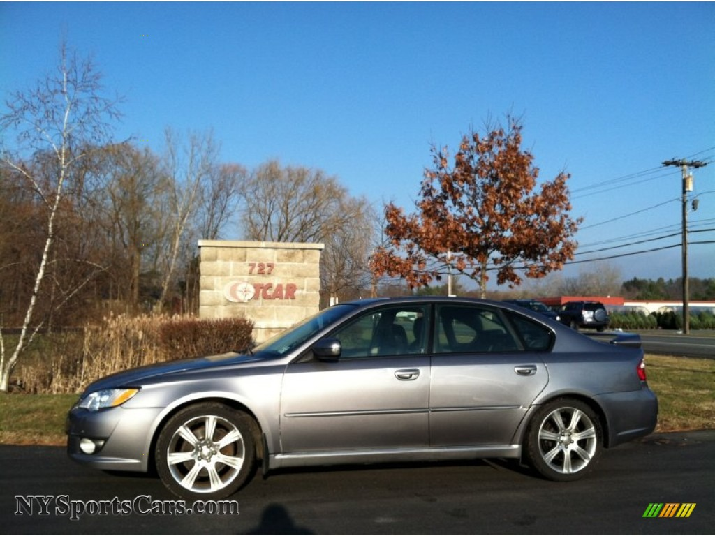 2008 subaru legacy 3 0r limited in diamond gray metallic. Black Bedroom Furniture Sets. Home Design Ideas
