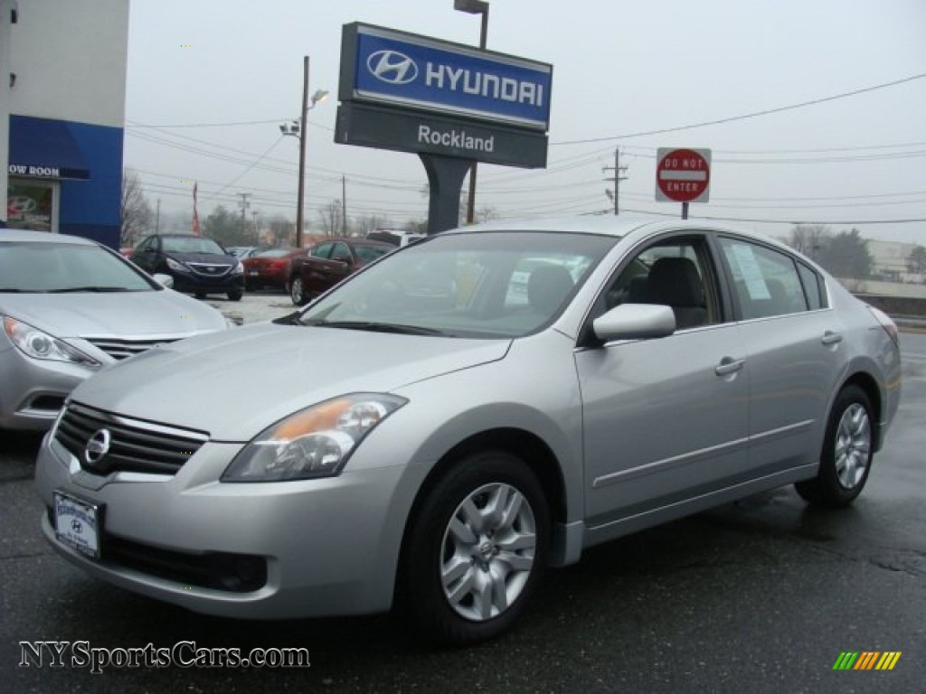 2009 nissan altima 2 5 s in radiant silver metallic 193851 cars for sale. Black Bedroom Furniture Sets. Home Design Ideas
