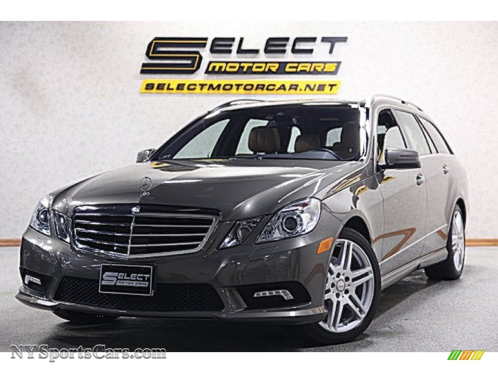 2011 mercedes benz e 350 4matic wagon in indium grey for 2011 mercedes benz e350 4matic wagon for sale
