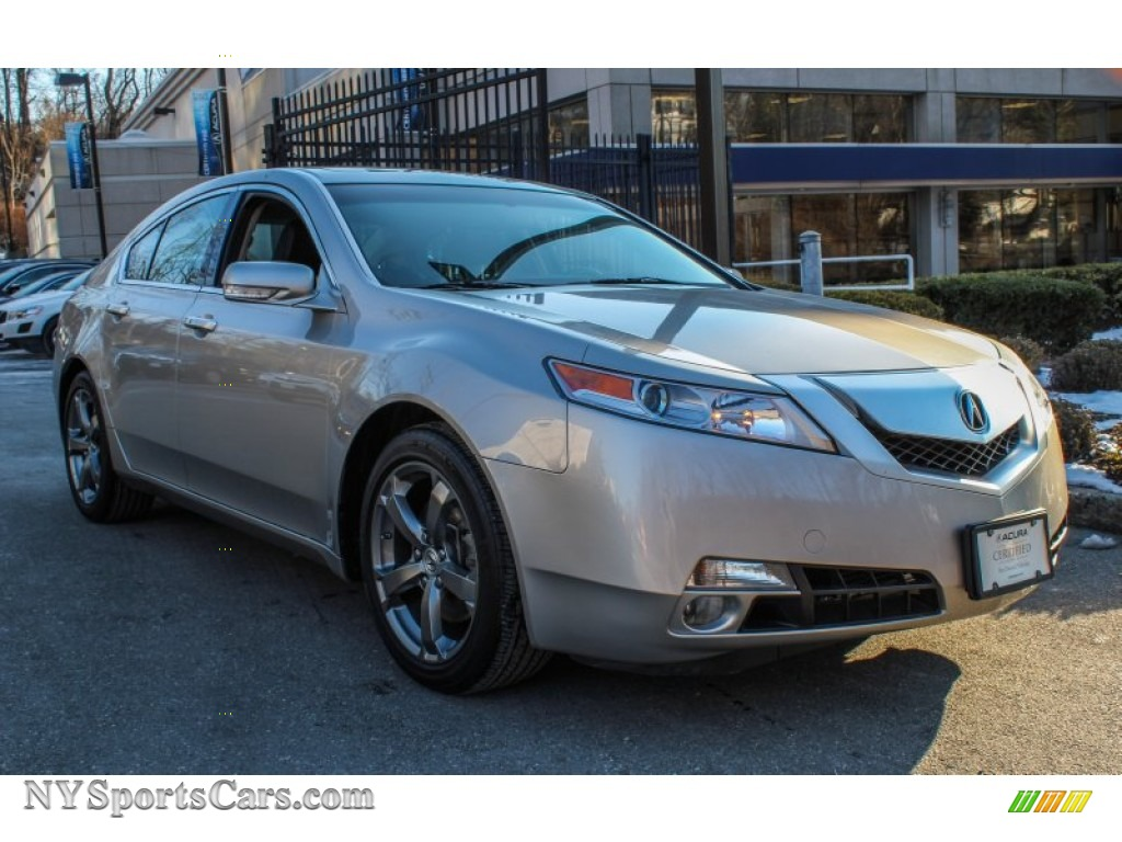 2011 acura tl 3 7 sh awd technology in paladium silver pearl 003044 cars. Black Bedroom Furniture Sets. Home Design Ideas