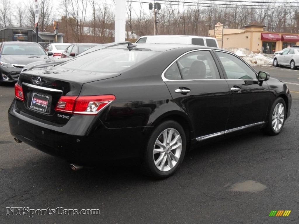 2011 lexus es 350 in obsidian black photo 4 432206 cars for sale in new york. Black Bedroom Furniture Sets. Home Design Ideas