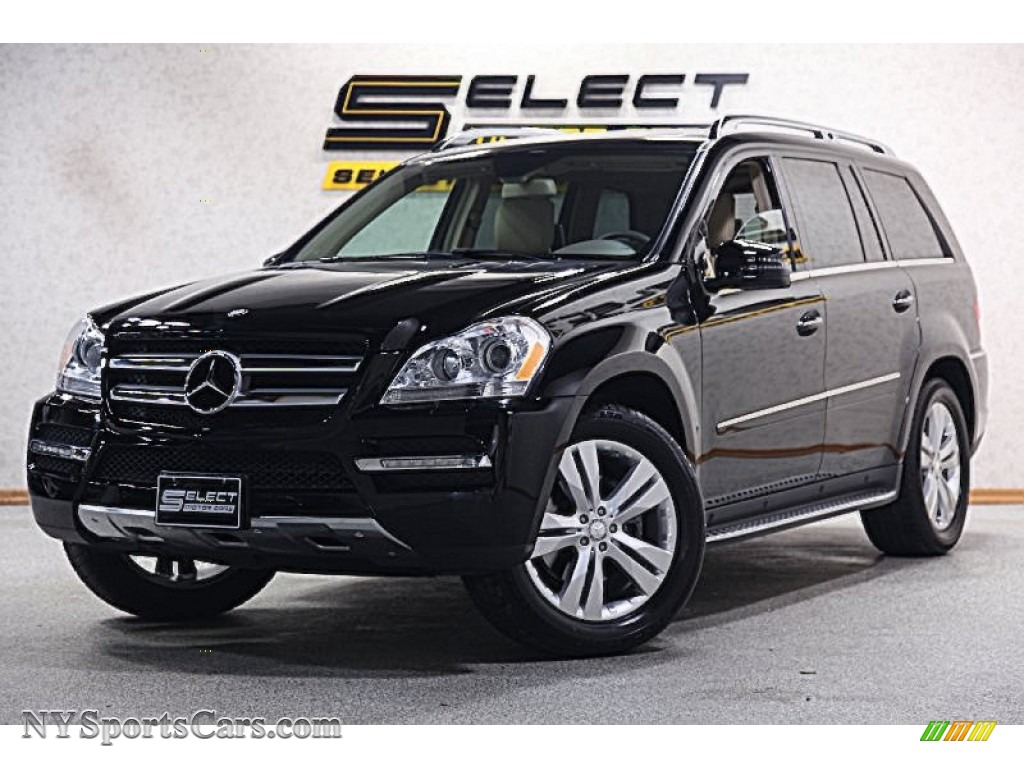 2012 mercedes benz gl 450 4matic in black 772941 cars for sale in new york. Black Bedroom Furniture Sets. Home Design Ideas