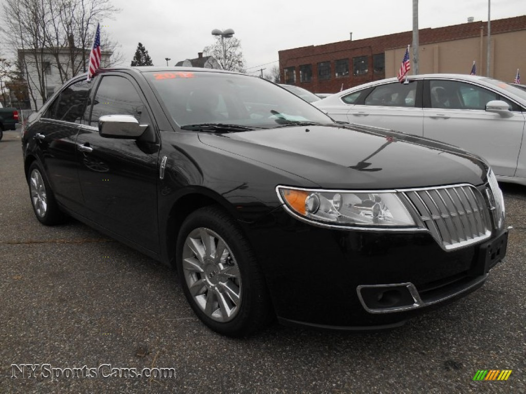 2012 lincoln mkz awd in black 814929 cars for sale in new york. Black Bedroom Furniture Sets. Home Design Ideas