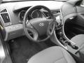 Hyundai Sonata SE 2.0T Harbor Gray Metallic photo #9