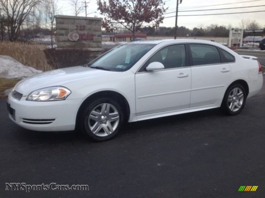 2013 chevrolet impala lt in summit white 122532 cars for sale in new york. Black Bedroom Furniture Sets. Home Design Ideas