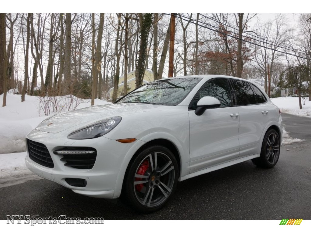2013 porsche cayenne gts in white a79211 cars for sale in new york. Black Bedroom Furniture Sets. Home Design Ideas