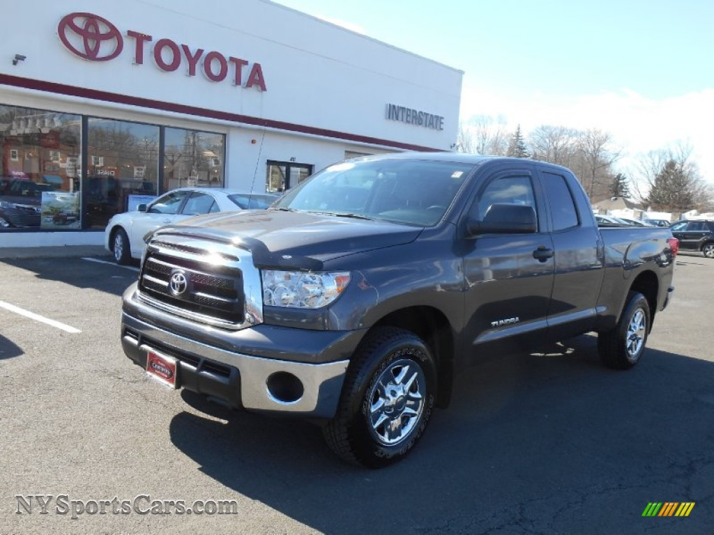 2011 toyota tundra double cab 4x4 in magnetic gray metallic 021203 cars. Black Bedroom Furniture Sets. Home Design Ideas