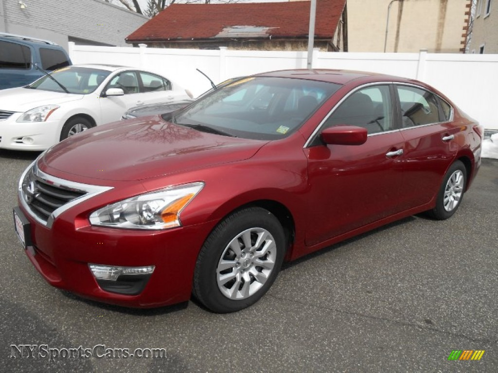 2013 Nissan Altima 2 5 S In Cayenne Red Photo 7 161515