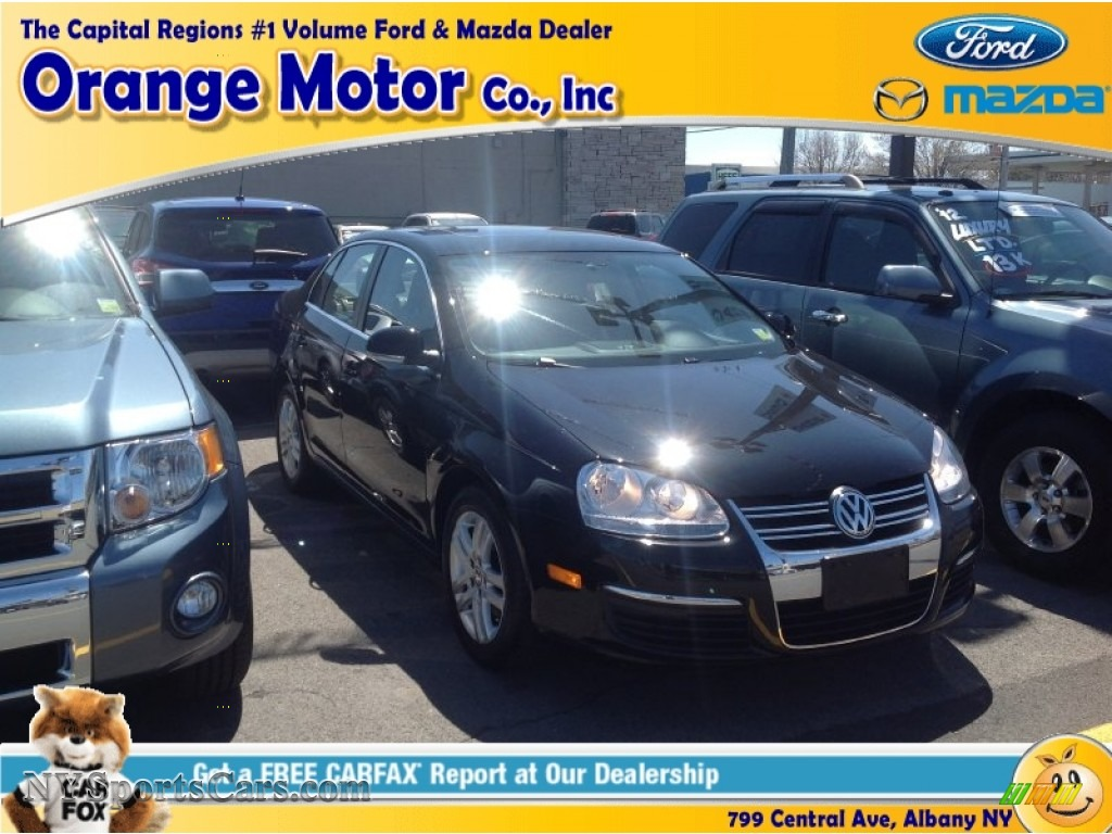 2010 Volkswagen Jetta Tdi Sedan In Black 011735