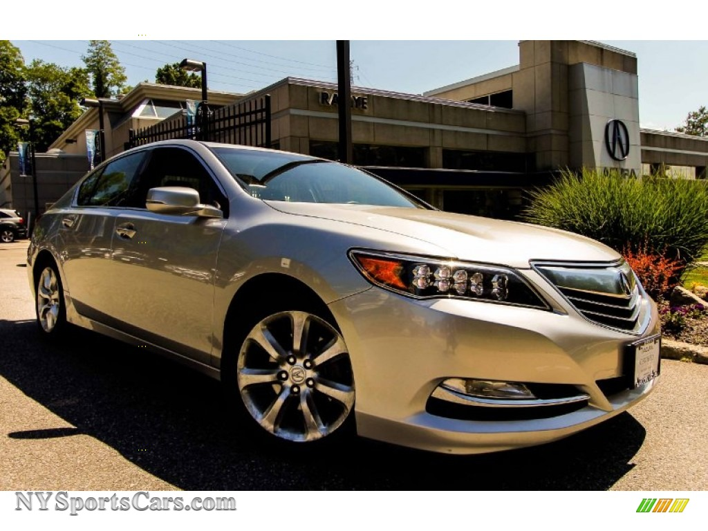 2014 acura rlx technology package in silver moon 001103 cars for sale in. Black Bedroom Furniture Sets. Home Design Ideas