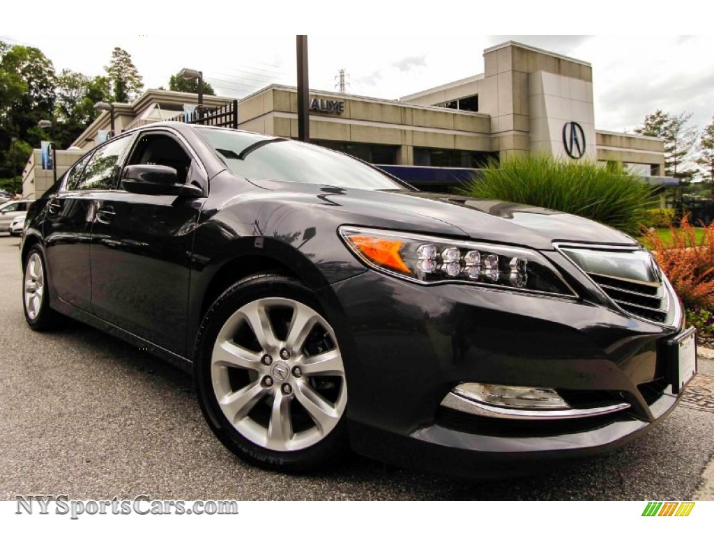2014 acura rlx technology package in graphite luster metallic 001968 cars. Black Bedroom Furniture Sets. Home Design Ideas