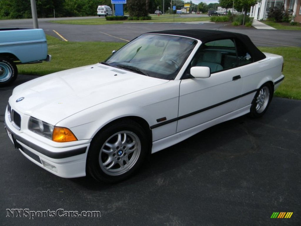 1996 bmw 3 series 328i convertible in alpine white. Black Bedroom Furniture Sets. Home Design Ideas