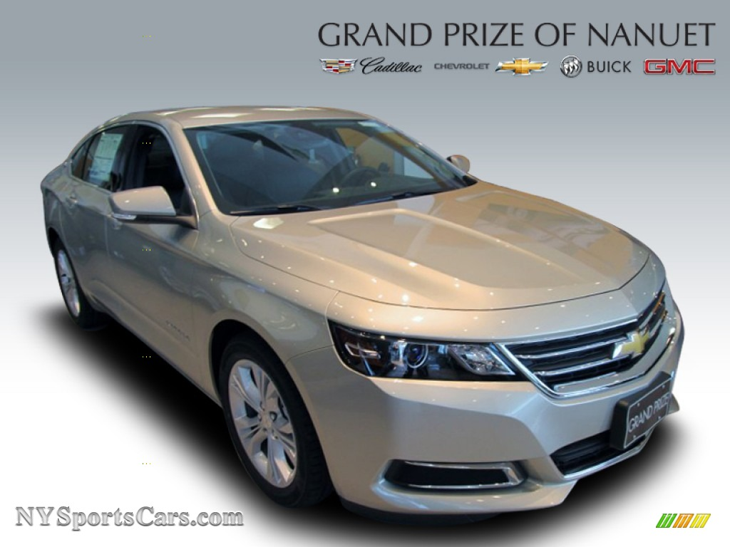 2015 chevrolet impala lt in champagne silver metallic. Cars Review. Best American Auto & Cars Review