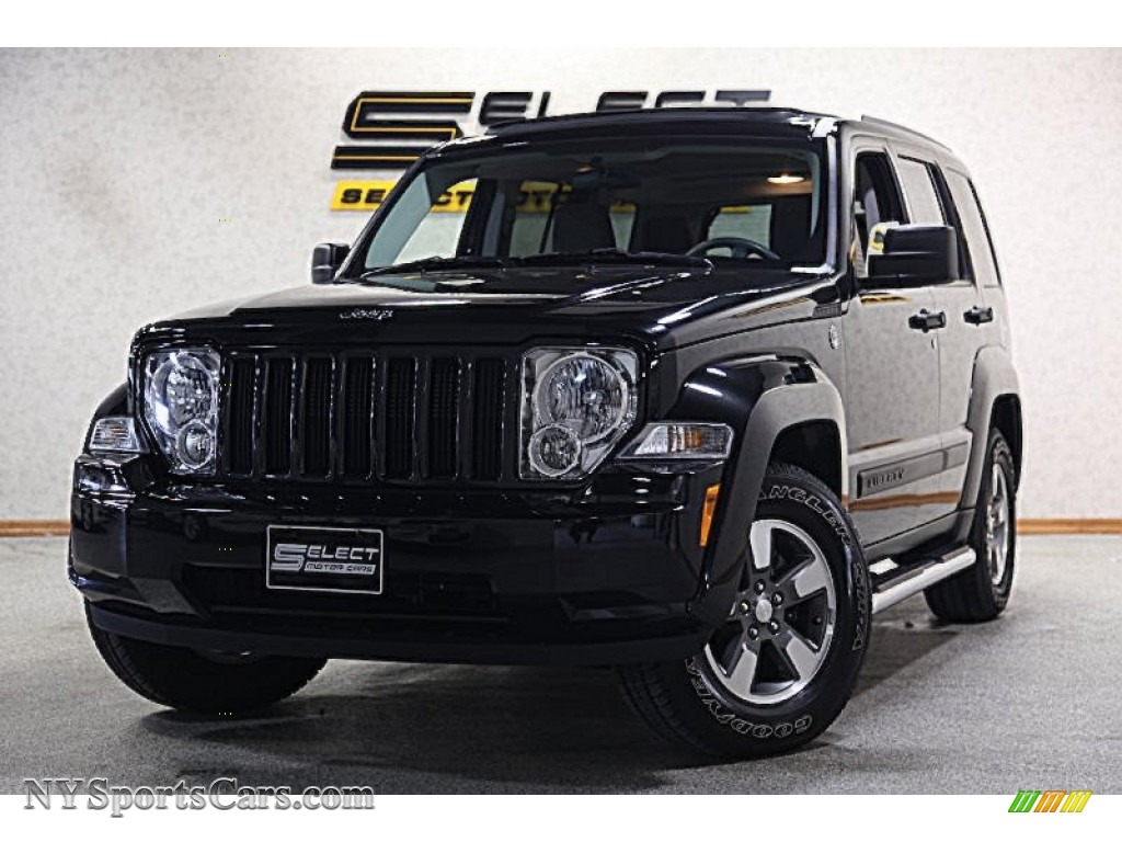 2008 jeep liberty sport 4x4 in brilliant black crystal. Black Bedroom Furniture Sets. Home Design Ideas