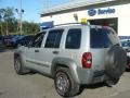 Jeep Liberty Sport 4x4 Bright Silver Metallic photo #6