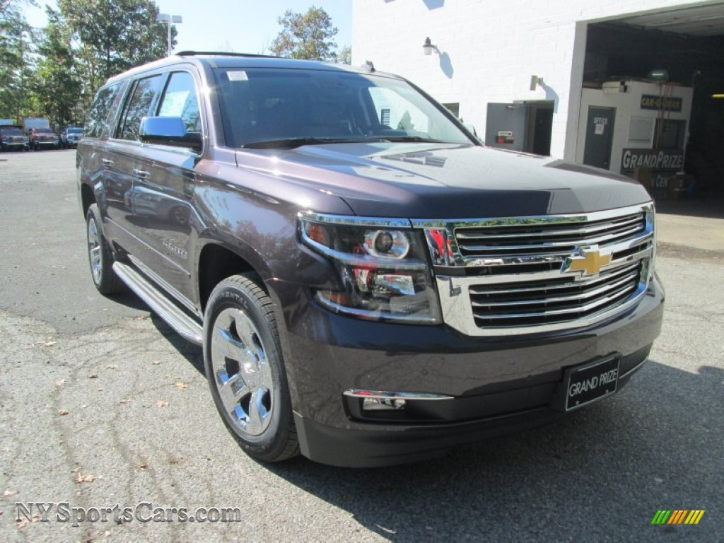 2015 chevrolet suburban ltz 4wd in sable metallic 296030 cars for sale in. Black Bedroom Furniture Sets. Home Design Ideas