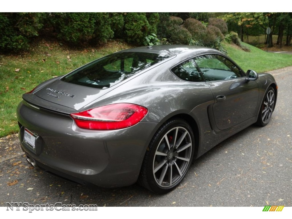 2014 porsche cayman s in agate grey metallic photo 6 191355 cars for. Black Bedroom Furniture Sets. Home Design Ideas