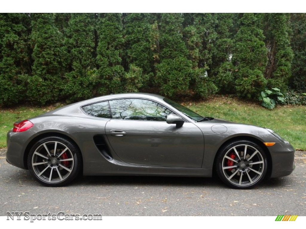 2014 porsche cayman s in agate grey metallic photo 7 191355 cars for. Black Bedroom Furniture Sets. Home Design Ideas