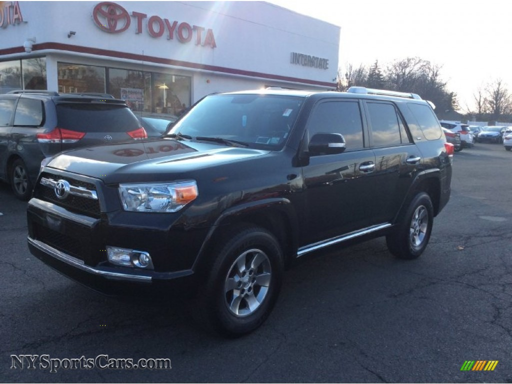 2013 toyota 4runner sr5 4x4 in black photo 8 118757 cars for sale in new. Black Bedroom Furniture Sets. Home Design Ideas