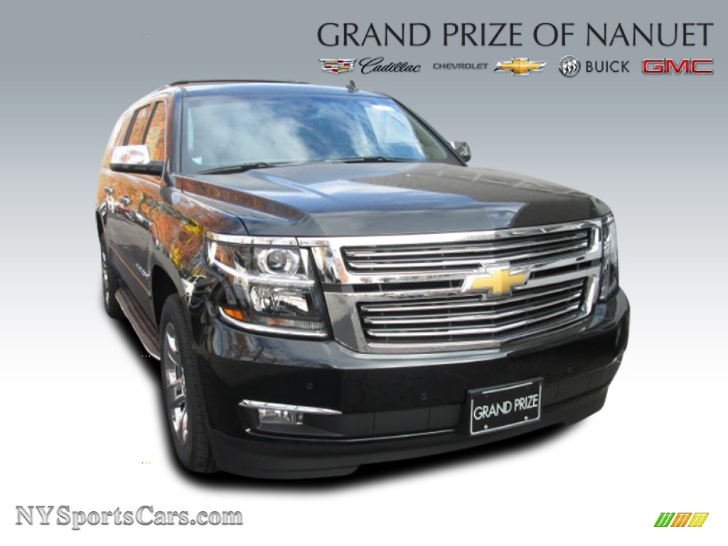 2015 chevrolet suburban ltz 4wd in black 308862. Cars Review. Best American Auto & Cars Review
